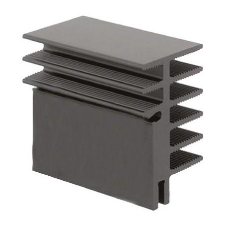 Dissipateur Fischer Elektronik 37,5mm SK481/37,5/SA