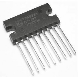 Circuit intégré sil9 TDA8351
