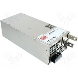 Alimentation Mean-Well série RSP 90/264Vac 1500W 24Vdc 63Amp.