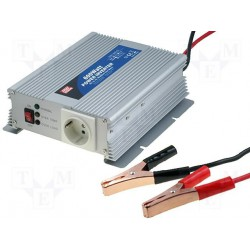 Convertisseur DC/AC Mean-Well 12Vdc / 230Vac 600W