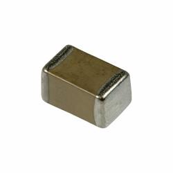 Condensateur CMS 0402 X7R 10% 100nF 50V
