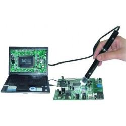Microscope USB portable avec autofocus grossissement x10