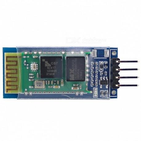 Module Bluetooth HC-06 alimentation 3,3V 30mA