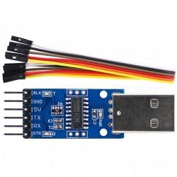 Carte convertisseur pour Arduino USB / Série