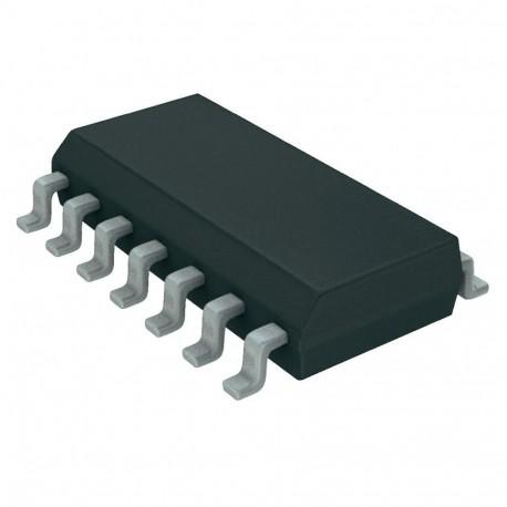 Circuit intégré CMS so14 MCP6L04T-E/SL
