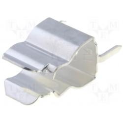 Pince porte-fusible 6,3x32 pour circuit imprimé