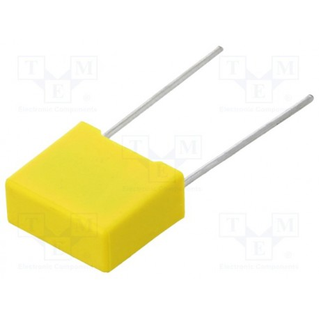Condensateur X2 310Vac MKP 1,5µF au pas de 22mm