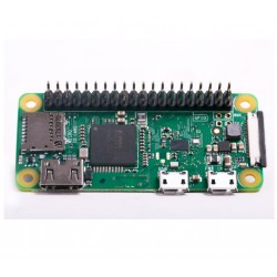 Carte ordinateur Raspberry Pi Zéro WH V1.1 512Mo