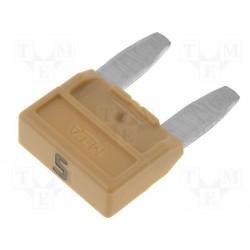 Fusible type automobile miniature 5Amp.
