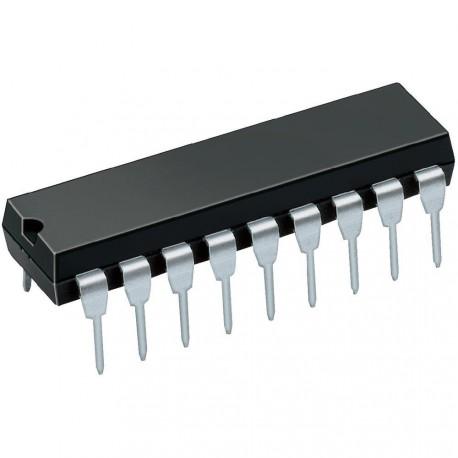 Microcontrôleur dil18 PIC16C54-RC/P