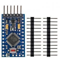 Carte de développement Arduino PRO-MINI ATmega328 3,3Vdc 16Mhz