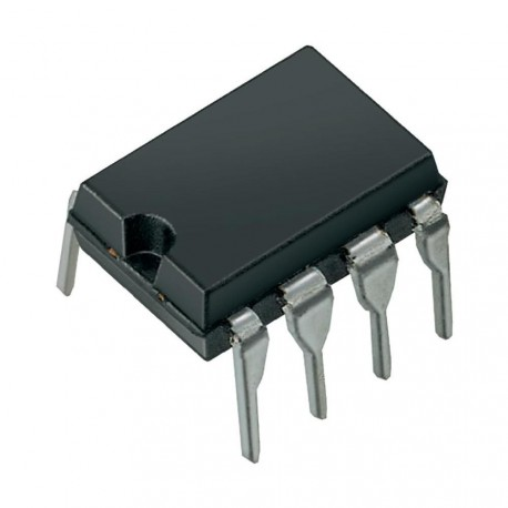 Circuit intégré dil8 AD620AN