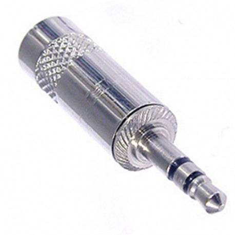 Jack 3,5mm stéréo mâle Neutrik