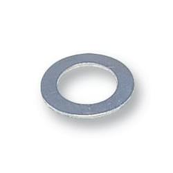 Lot de 100 rondelles plates acier M6x12mm