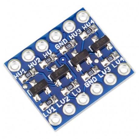 Module convertisseur de tension 3,3V - 5V réversible