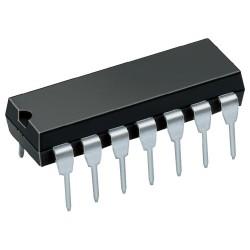Circuit intégré dil14 RC4136N