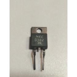 Transistor TO220 NPN 2SD382