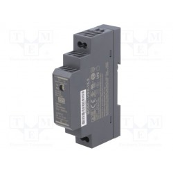 Alimentation Mean-Well pour rail-din 12W 85/264Vac - 5Vdc - 2,4Amp.