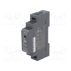 Alimentation Mean-Well pour rail-din 12W 85/264Vac - 12Vdc - 1,25Amp.