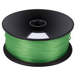 Bobine 1Kg fil PLA 3mm vert pour imprimante 3D