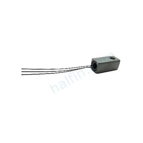 Transistor germanium TO1 NPN AC127K