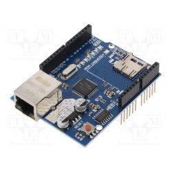 Module Shield Ethernet W5100 SPI
