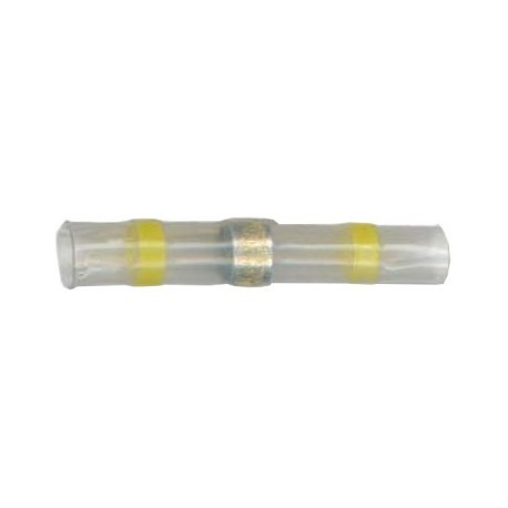Manchon thermo-soudable avec gaine thermorétractable pour fil de 4 à 6mm²
