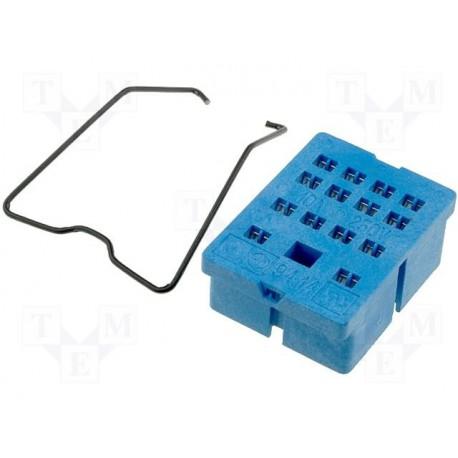 Support de relais pour circuit imprimé série 55/85