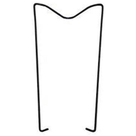 Clips de fixation Finder pour relais série 55