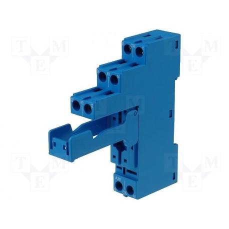 Support de relais pour rail din série 40/44
