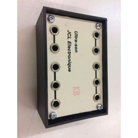 Boitier support pour module ultra-sons seul sans module récepteur