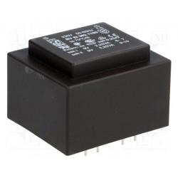 Transformateur moulé 230Vac / 2x9Vac 4,5VA