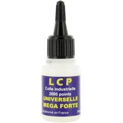 Colle cyanolit haute précision 20 grammes
