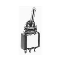 Inverseur miniature APEM 1R/T à levier on / on