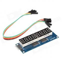 Module afficheur à led 8 digits