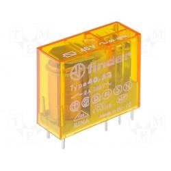 Relais type Finder 4052 2R/T 10Amp. 48Vac