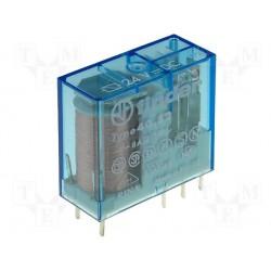 Relais type Finder 4052 2R/T 8Amp. 24Vdc