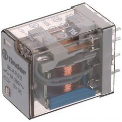 Relais type Finder 55.14 4R/T 24Vac 5Amp. pour circuit imprimé