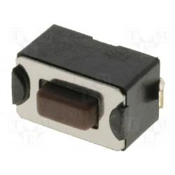 Touche contact CMS 6x3,5mm N/O