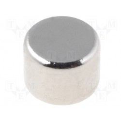 Aimant rond pour contact ILS 3x4mm