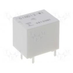 Relais Fujitsu  SPDT 1R/T 12Vdc 25Amp.