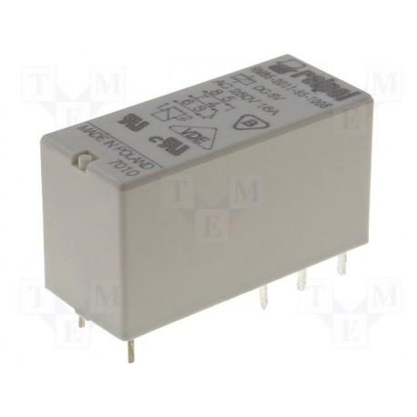 Relais Relpol série RM85 1R/T 16Amp. 5Vdc