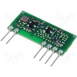 Module émetteur Aurel 433,92Mhz 5Vdc 10mW TX-SAW-MID-5V