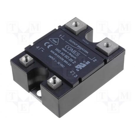 Relais statique 25A 600V WGA5-6D25Z