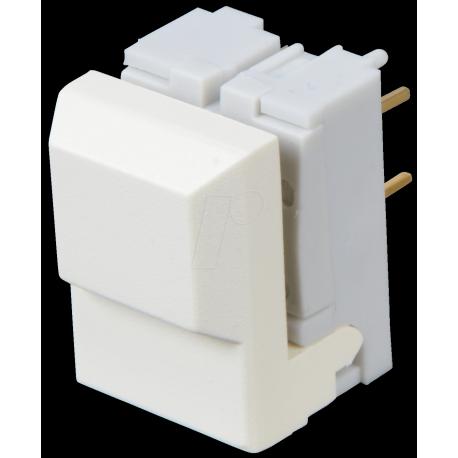 Touche pour circuit imprimé digitast 1T blanche