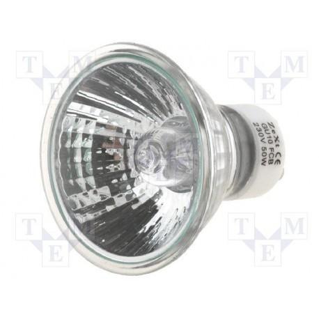 Ampoule GU10 halogène 230V 50W