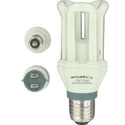 Ampoule éco-énergie 230V 13W culot E14-E27-B22