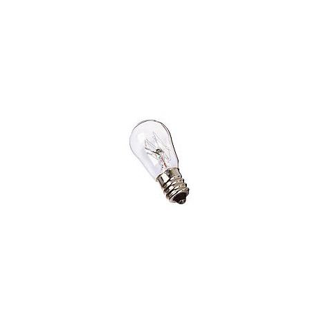 Ampoule E12 19x48mm 230V 6W