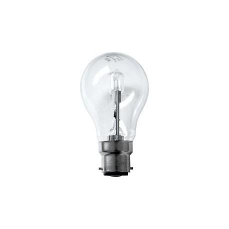 Ampoule halogène Eco B22 53W