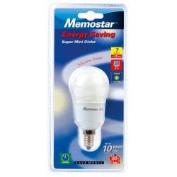 Ampoule éco-énergie 230V E14 7W